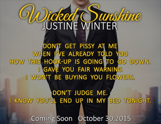Wicked Sunshine Teaser
